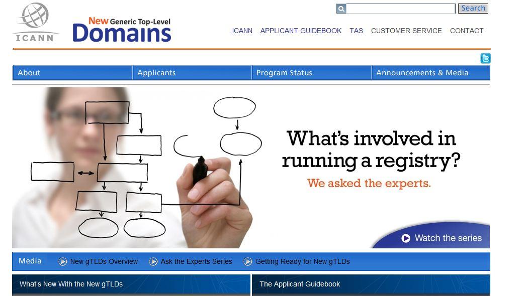 ICANN clip art
